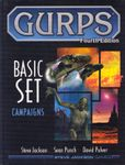 RPG Item: GURPS Basic Set: Campaigns (Fourth Edition)