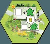 Board Game: Keyflower: Trader