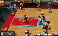 Video Game: BasketDudes