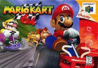 Video Game: Mario Kart 64