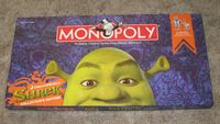 Board Game: Monopoly: Shrek Collector's