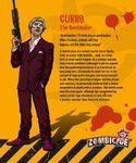 Board Game: Zombicide Survivor: Curro