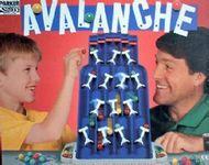 Board Game: Avalanche