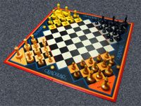 Board Game: Quadular: The Ultimate Challenge