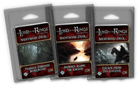 Board Game: The Lord of the Rings: The Card Game – Game Night Kit 2013 Season One