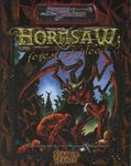 RPG Item: Hornsaw: Forest of Blood