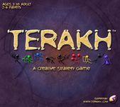 Board Game: Terakh: A Creative Strategy Game
