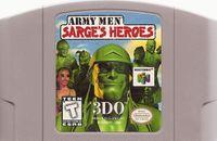 Video Game: Army Men: Sarge's Heroes