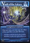 Board Game: Ascension: Chronicle of the Godslayer – Vault of the Askara Promo Card