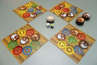 Board Game: Chicken Party