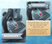 Board Game: Cytosis: Microscope Promo Card