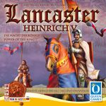 Board Game: Lancaster: Henry V – The Power of the King