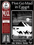 RPG Item: Five Go Mad in Egypt