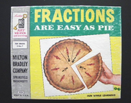 Board Game: Fractions are Easy as Pie