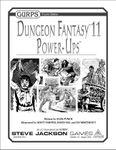 RPG Item: GURPS Dungeon Fantasy 11: Power Ups