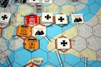 Board Game: Leningrad '41: What If Manstein had Attacked?
