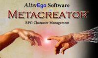 RPG Item: Metacreator