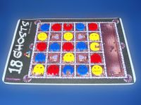 Board Game: 18 Ghosts