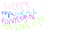 Video Game: Sissy's Magical Ponycorn Adventure!