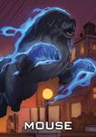 Board Game: The Dresden Files Cooperative Card Game: Mouse & Variants