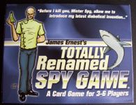 Board Game: Before I Kill You, Mister Spy...