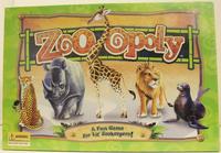 Board Game: Zoo-Opoly