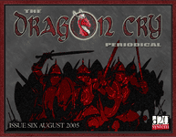 Issue: The Dragon Cry (Issue 6 - Aug 2005)