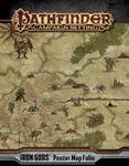 RPG Item: Iron Gods Poster Map Folio