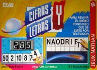 Board Game: Des chiffres et des lettres