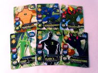 Board Game: Ben 10 Alien Force Trading Card Game