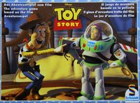 Board Game: Toy Story: The adventure game