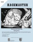 Issue: HackJournal (Issue 38 - Spring 2012)
