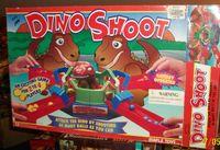 Board Game: Dino Shoot
