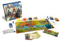 Board Game: Jeanne d'Arc: la bataille d'Orléans