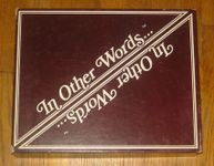 Board Game: In Other Words...