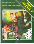 RPG Item: TS 004: Operation: Fastpass