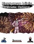 RPG Item: Everyman Minis: Patriotic Options