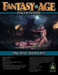 RPG Item: Fantasy AGE Encounters: Ancient Shadows
