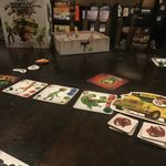Board Game: Zombie Bus