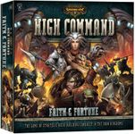 Board Game: Warmachine: High Command – Faith & Fortune