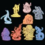 Board Game: Cthulhu Wars: Glow in the Dark Independent Great Old Ones