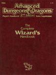 RPG Item: PHBR4: The Complete Wizard's Handbook