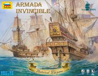 Board Game: The Ships: Armada Invincible