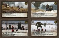 Board Game: Scythe: Promo Pack #2 – Encounter Cards 33-36