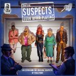Board Game: Unusual Suspects: Burn After Playing