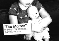 RPG Item: The Mother (In every case of abuse, there is a mother)