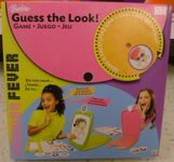 Board Game: Barbie: Guess the Look!