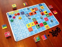 Board Game: Vicious Fishes