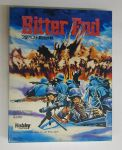 Board Game: Bitter End: A Relief of the Besieged City, 1945