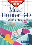 Video Game: Maze Hunter 3-D